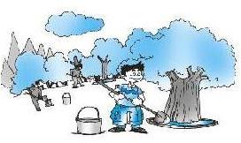 环保倡议书