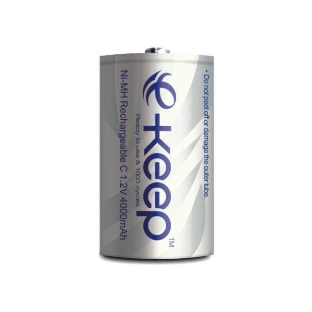 超低自放电镍氢